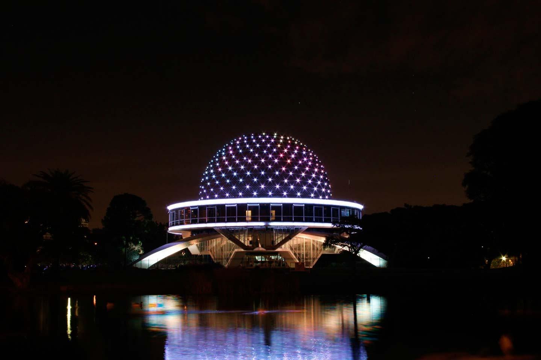 Planetario - Ciudad de Buenos Aires